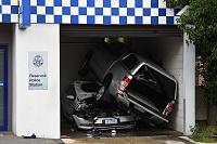 Click image for larger version.  Name:reservoir police station nigger car ramming.jpg Views:11 Size:273.5 KB ID:10830